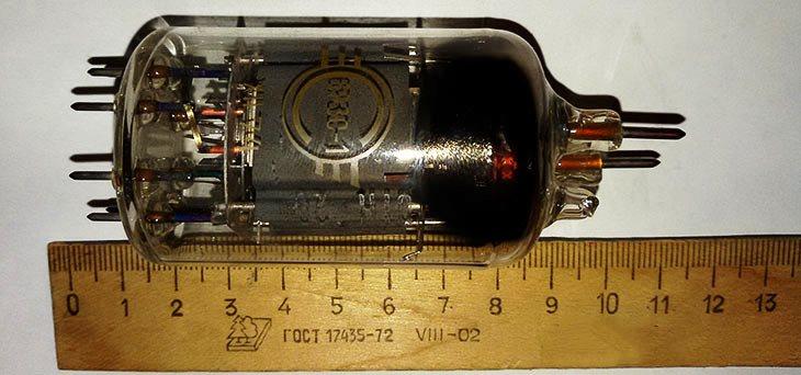 Масштаб радиолапы