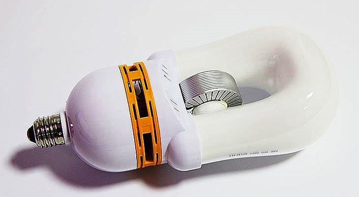 Лампа индукционная