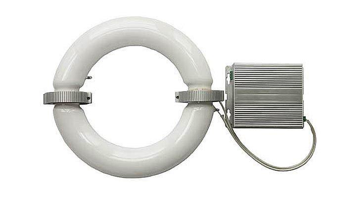 Индукционная лампа фото