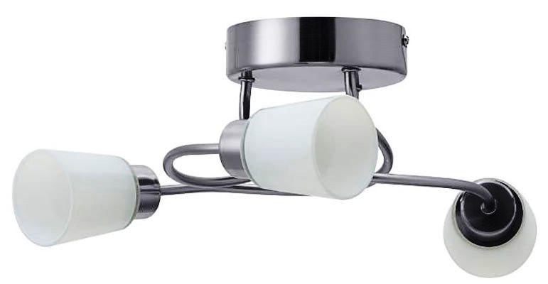 Софит с тремя лампами в корпусе