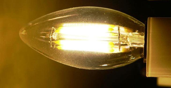 Лампа ретро винтаж