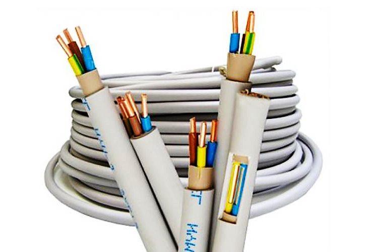 Сечение электрических проводов
