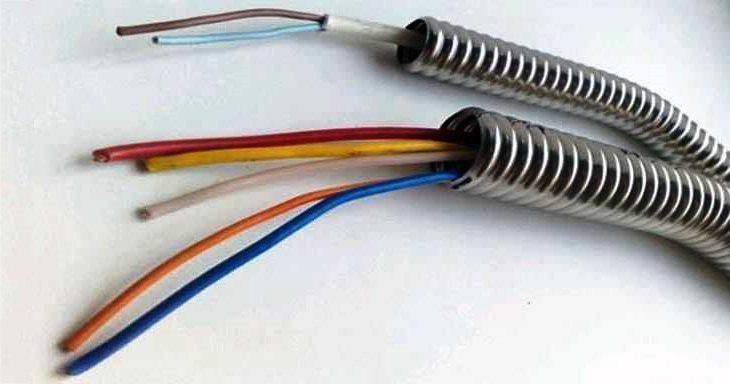 Как выбрать гофру для электрических проводов