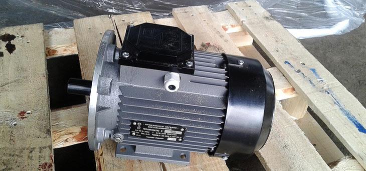 Электродвигатели общепромышленные АИР71А4У2 0,55 кВт 1500 об/мин ІМ 1081