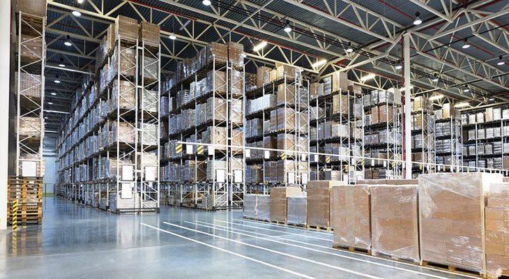 Как сэкономить на освещении склада