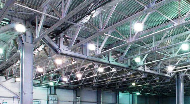 Планирование, установка и монтаж приборов освещения