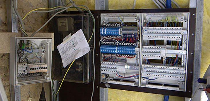 Проект и подключение к общей сети