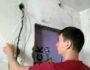Как устроена проводка в панельном доме