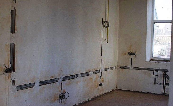 Новая проводка в панельном доме