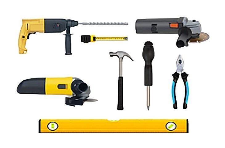 Инструмент для штробления стен