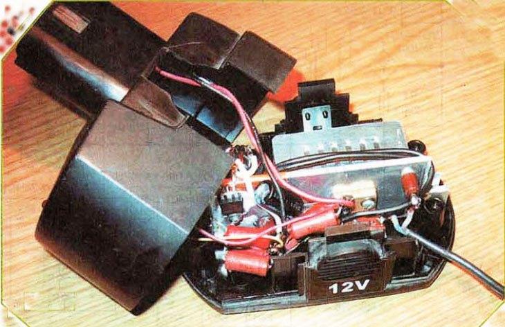 Блок питания для аккумуляторного шуруповерта