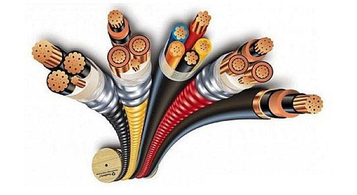 Прокладка бронированного кабеля