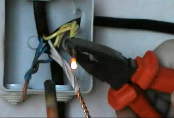 Как соединять медные и алюминиевые провода чтобы не нагревались