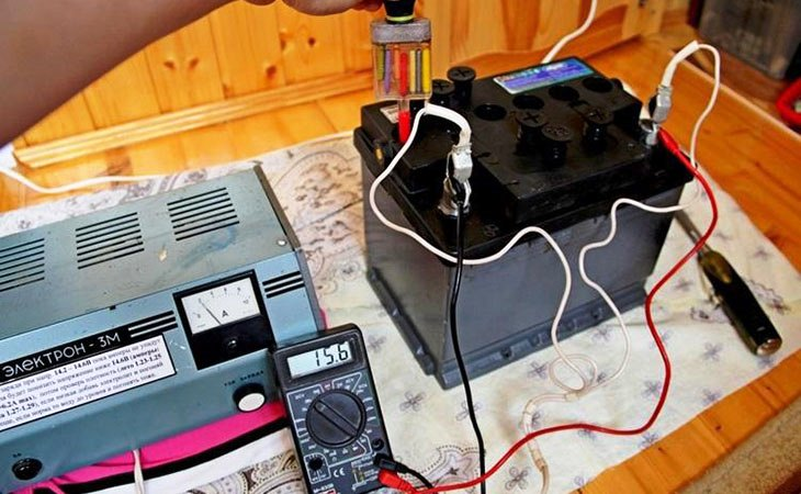 Как проверить зарядное устройство