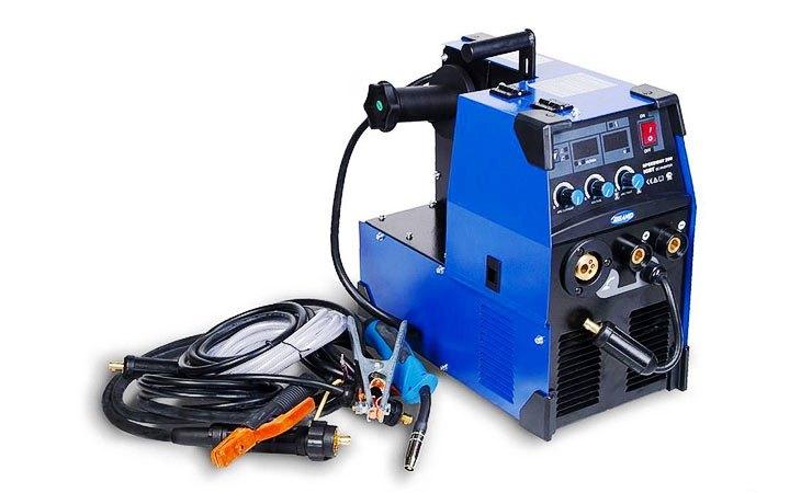 Сварочный аппарат полуавтомат Аврора-Про инверторный SPEEDWAY 200 IGBT