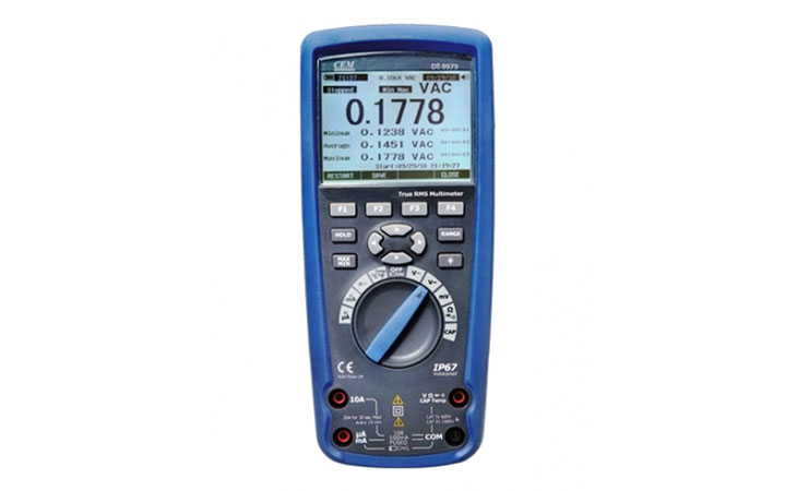 Мультиметр CEM DT-9979