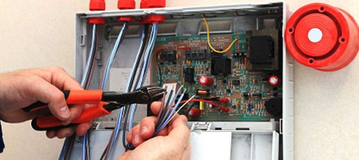 Кабель для систем пожарной сигнализации