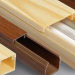 Кабель-каналы: размеры и классификация изделий