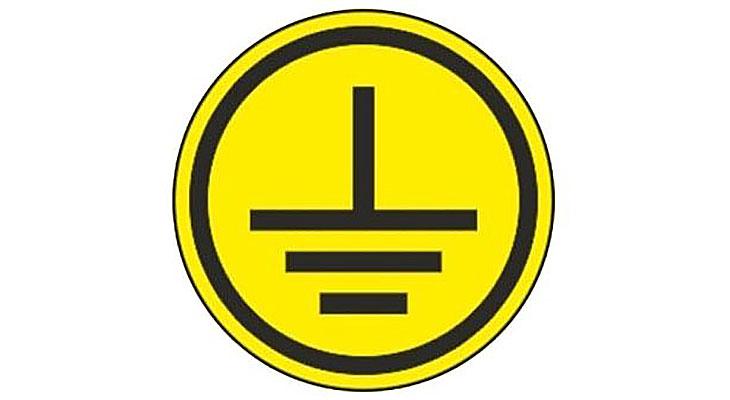 Знак заземления