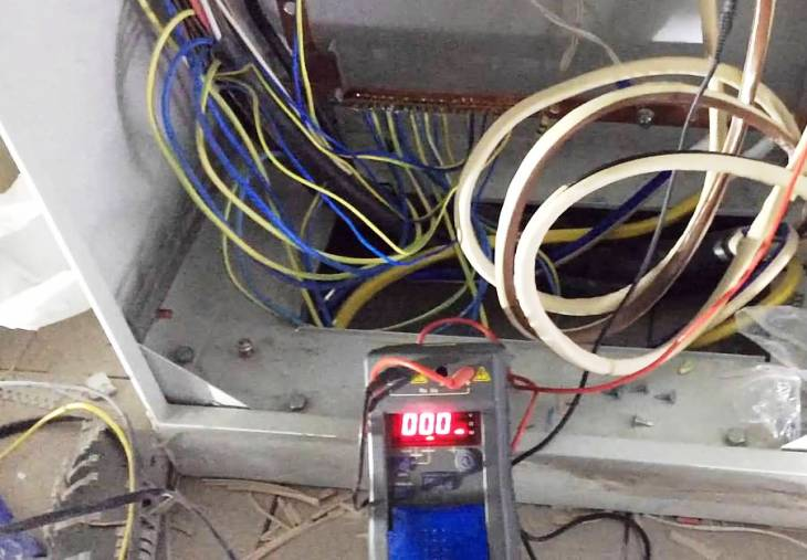 Как определить сопротивление кабеля