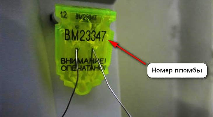 Кто должен проводить пломбировку счетчика электроэнергии