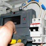 Подключение/замена электросчетчика