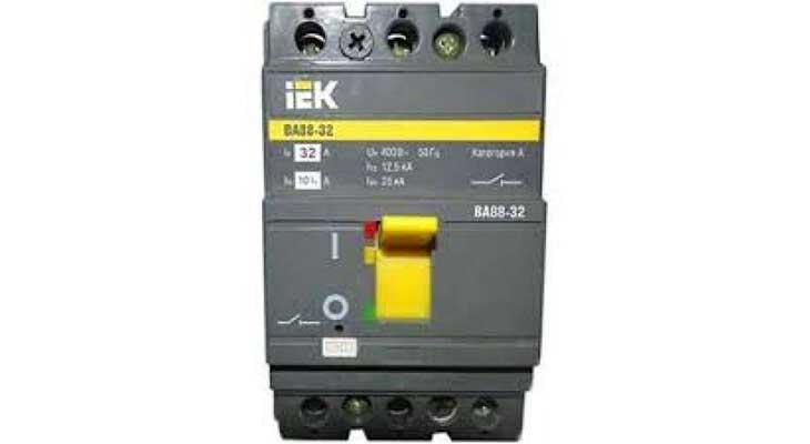 Автоматический выключатель ВА88-35 3Р 80А 35кА ІЕК SVA30-3-0080