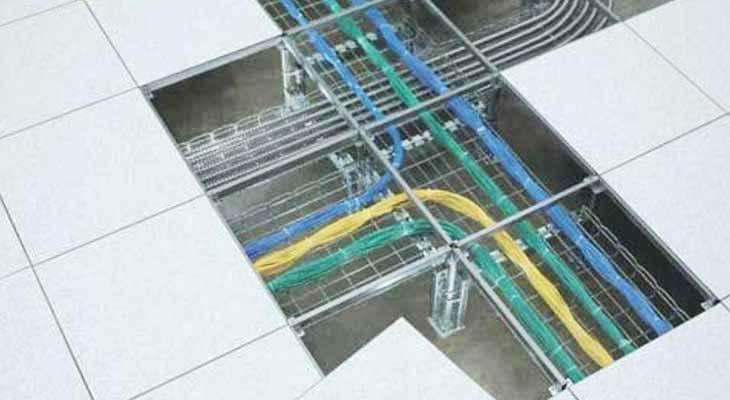 Правильная прокладка кабелей