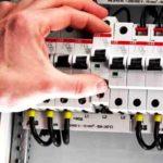Модульные автоматические выключатели ABB