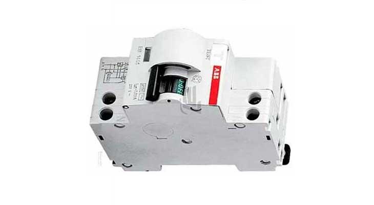 Дифференциальный автомат ABB DS 951 AC-C16 0,03 A