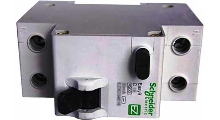 Дифференциальный автомат EZ9 1Р+N 16А 30мА Schneider Electric