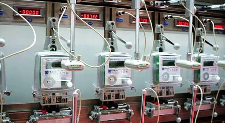 Поверка электронных электросчетчиков