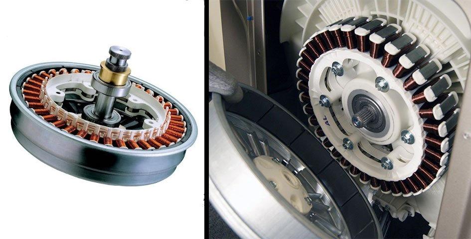 Бесщеточный (инверторный) мотор